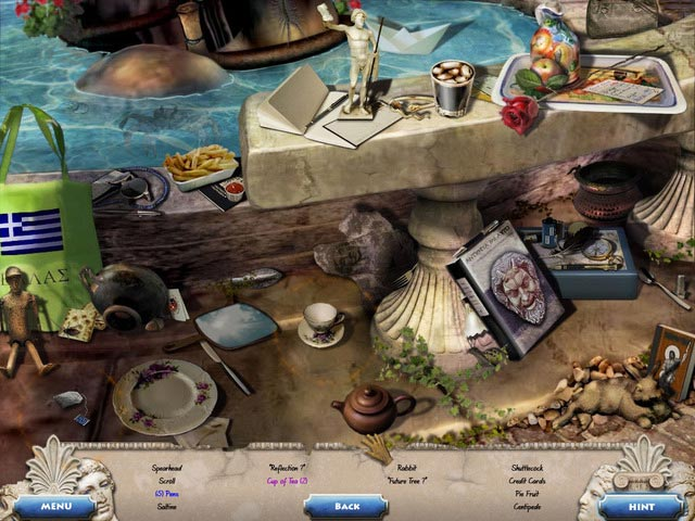 Game screenshot 1 Murder Island: Secret of Tantalus