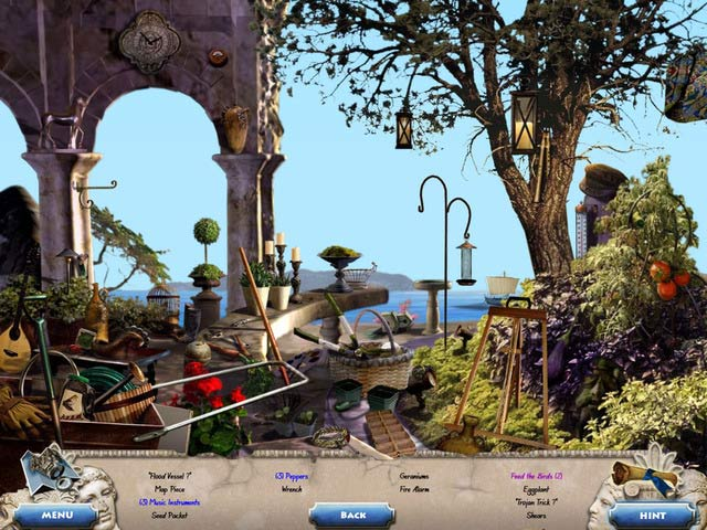 Game screenshot 3 Murder Island: Secret of Tantalus