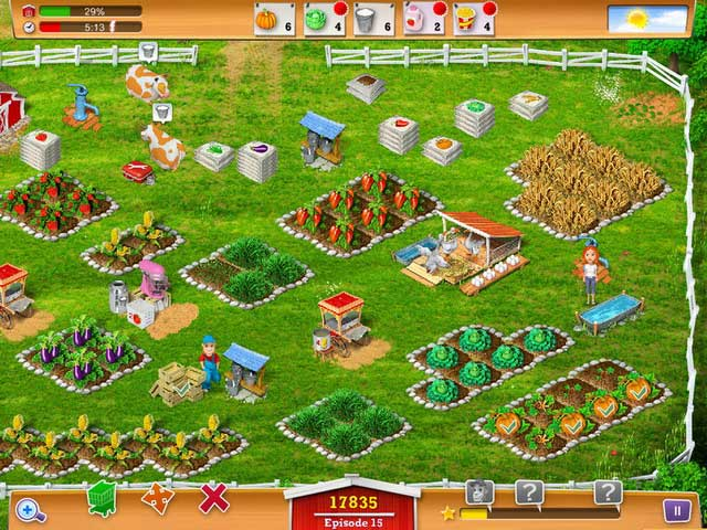 Game screenshot 3 My Farm Life
