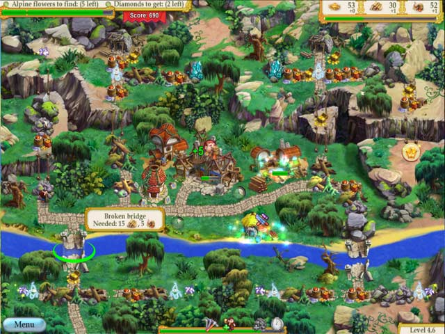 Game screenshot 1 My Kingdom for the Princess III