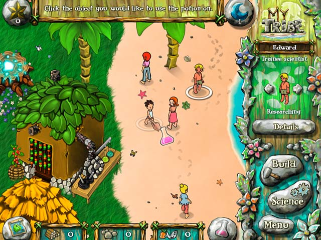 My Tribe &#8211; Mac Screenshot-1