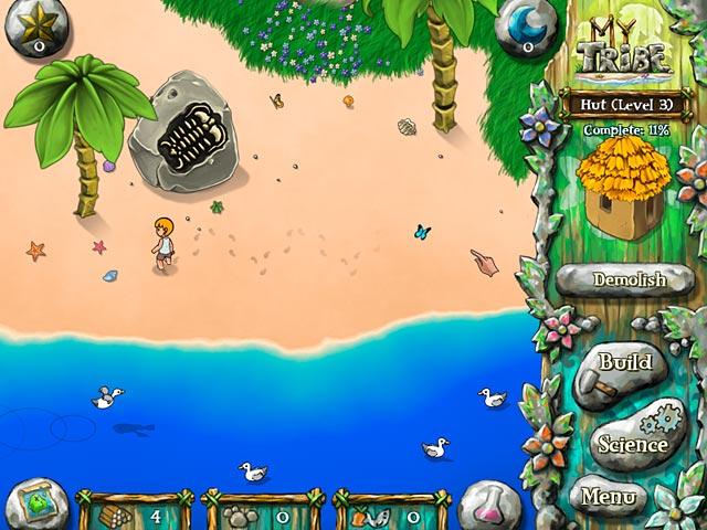 Game screenshot 2 My Tribe