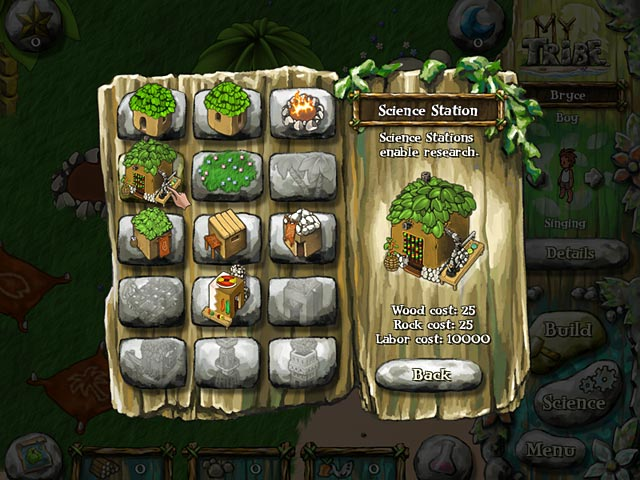 Game screenshot 3 My Tribe