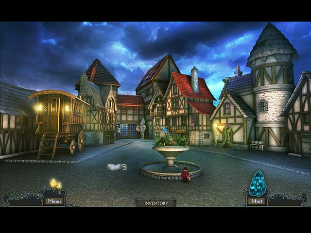 Game screenshot 2 Mysteries of Neverville: The Runestone of Light