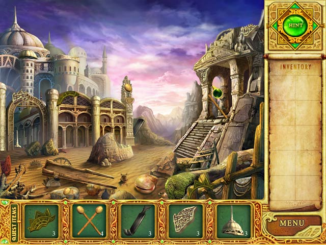 Game screenshot 2 Mystery Age: The Imperial Staff