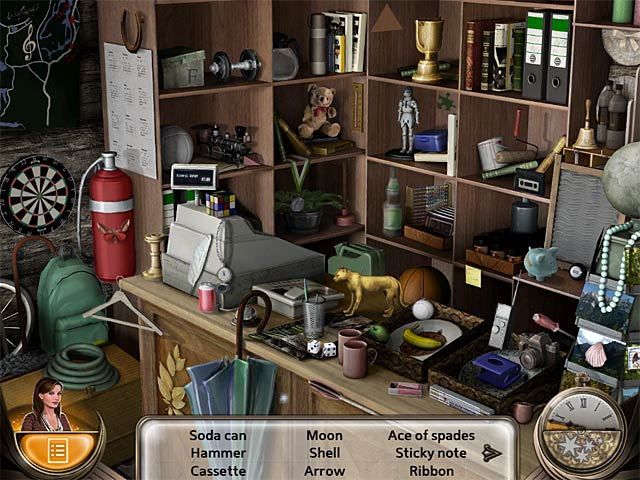 Game screenshot 1 Mystery Agency: Visions of Time