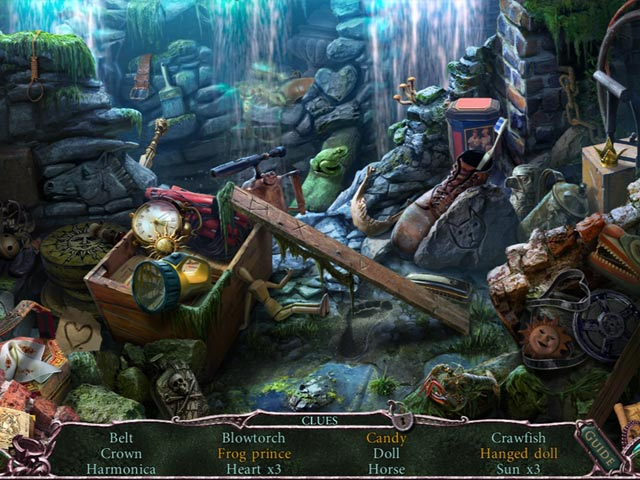 Game screenshot 1 Mystery of the Ancients: Curse of the Black Water Collector's Edition