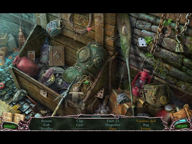 Video for Mystery of the Ancients: Curse of the Black Water