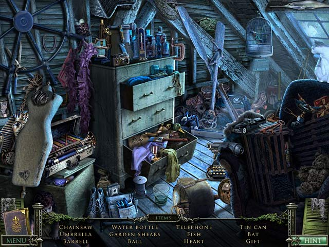 Game screenshot 1 Mystery Case Files ®: 13th Skull  Collector's Edition