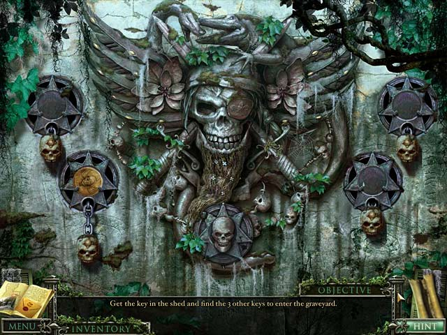 Game screenshot 2 Mystery Case Files ®: 13th Skull  Collector's Edition
