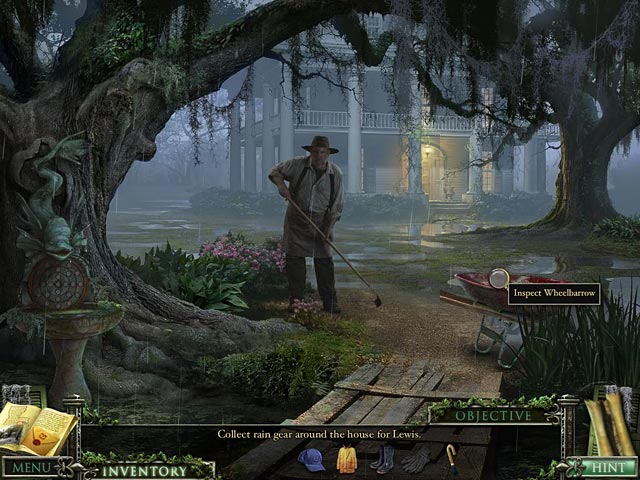 Game screenshot 3 Mystery Case Files ®: 13th Skull  Collector's Edition