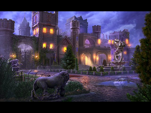 Game screenshot 1 Mystery Case Files: Black Crown
