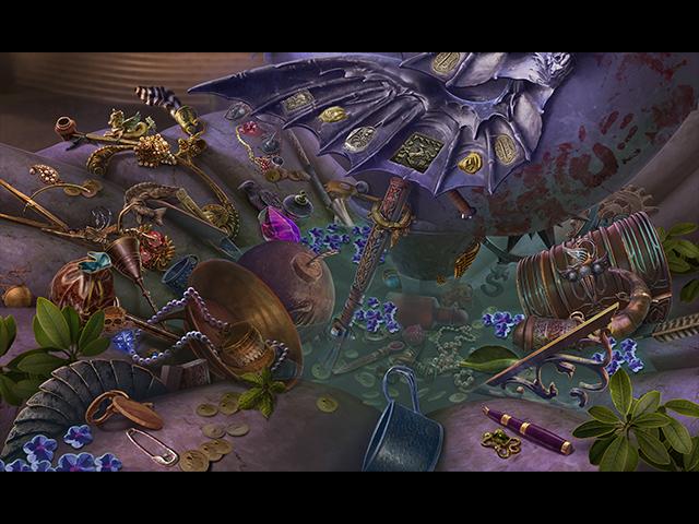Game screenshot 2 Mystery Case Files: Black Crown