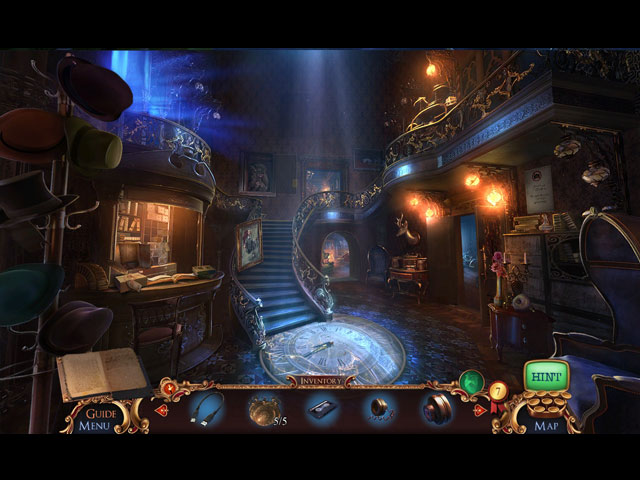 Mystery Case Files 14: Broken Hour Screen2