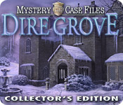 Mystery Case Files®: Dire Grove Collector's Edition - Mac
