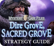 Mystery Case Files: Dire Grove, Sacred Grove Strategy Guide