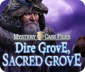 Feature screenshot game Mystery Case Files: Dire Grove, Sacred Grove