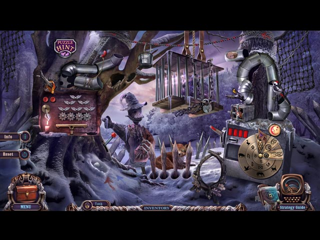 Game screenshot 3 Mystery Case Files: Dire Grove, Sacred Grove