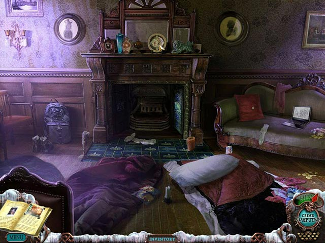 Game screenshot 1 Mystery Case Files: Dire Grove