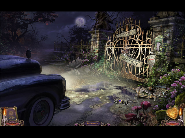 Mystery Case Files: Escape from Ravenhearst – Mac Screenshot-1
