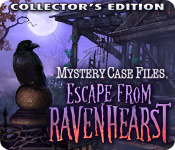Feature screenshot game Mystery Case Files®: Escape from Ravenhearst Collector's Edition