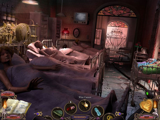 Mystery Case Files 8: Escape From Ravenhearst Screen2