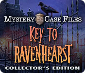 Mystery Case Files 12: Key to Ravenhearst Collector's Edition - Mac
