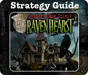 Mystery Case Files Ravenhearst ™: Puzzle Door Strategy Guide