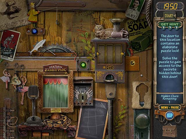 Game screenshot 2 Mystery Case Files: Ravenhearst ®