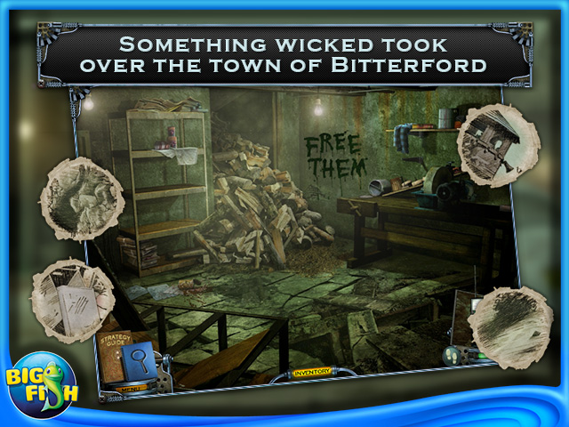 Screenshot for Mystery Case Files®: Shadow Lake Collector's Edition