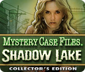 Feature screenshot game Mystery Case Files®: Shadow Lake Collector's Edition
