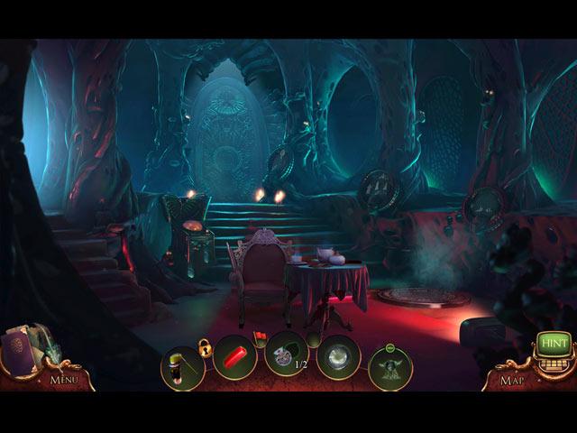 Mystery Case Files: The Black Veil - Screenshot 2