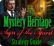 Mystery Heritage: Sign of the Spirit Strategy Guide