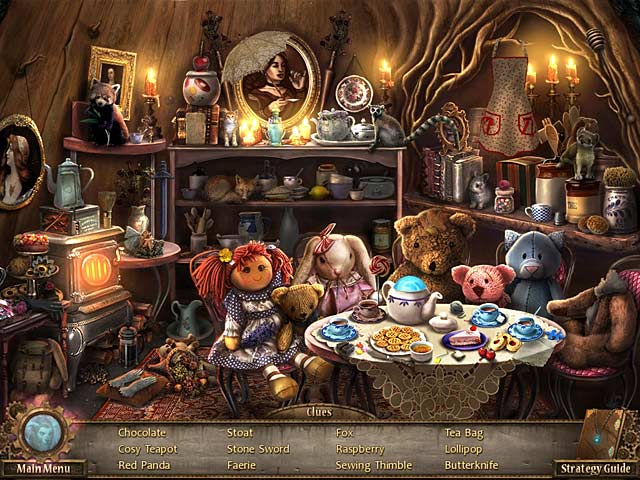 Game screenshot 1 Mystery Legends: Beauty and the Beast