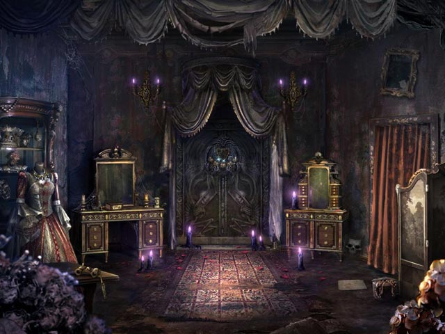 Game screenshot 3 Mystery Legends: The Phantom of the Opera Collector's Edition