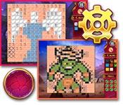 Mystery Mosaics - Mac