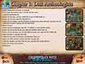 Mystery of the Ancients: The Curse of the Black Water Strategy Guide screenshot