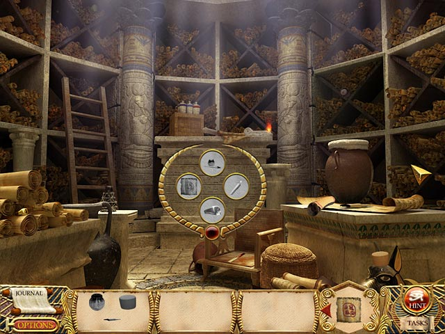 Game screenshot 2 Mystery of Cleopatra