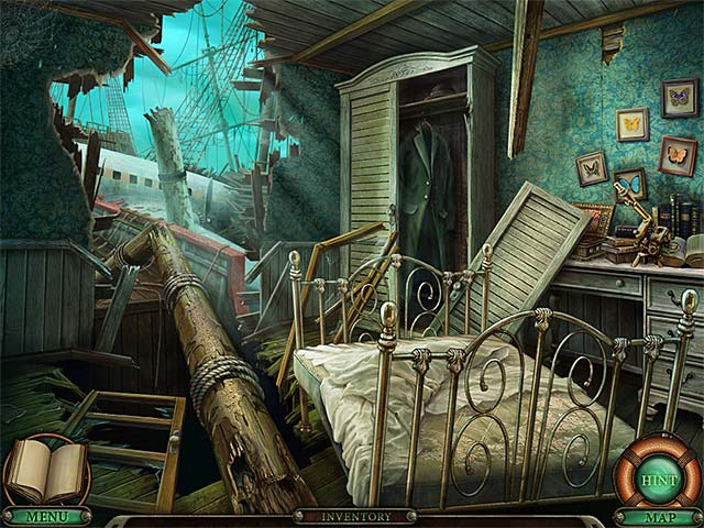 Game screenshot 2 Mystery of Sargasso Sea