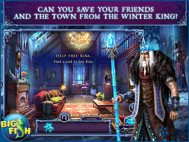 Screenshot for Mystery of the Ancients: Deadly Cold Collector's Edition