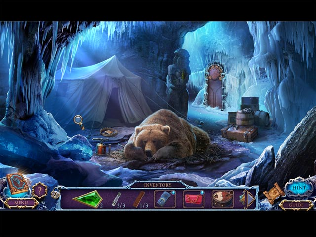 Mystery of the Ancients 4: Deadly Cold Screen2