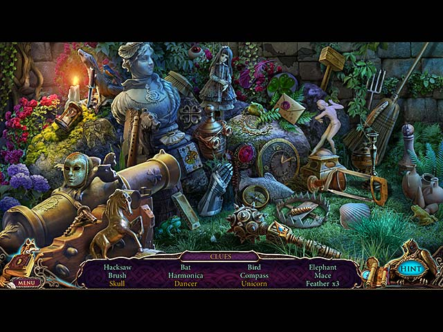 Game screenshot 1 Mystery of the Ancients: Three Guardians