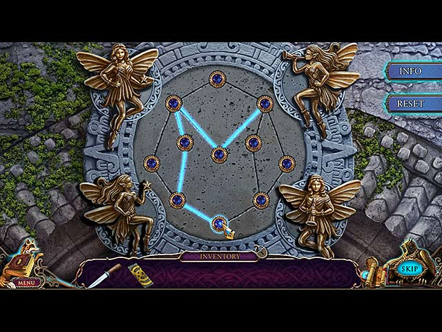 Game screenshot 3 Mystery of the Ancients: Three Guardians