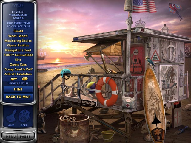 Game screenshot 2 Mystery P.I.: Lost in Los Angeles