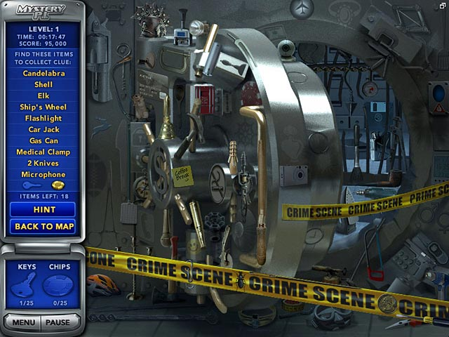 Game screenshot 3 Mystery P.I.: The Vegas Heist