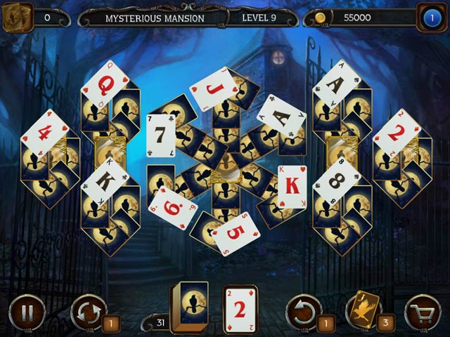 Mystery Solitaire: Arkham's Spirits img