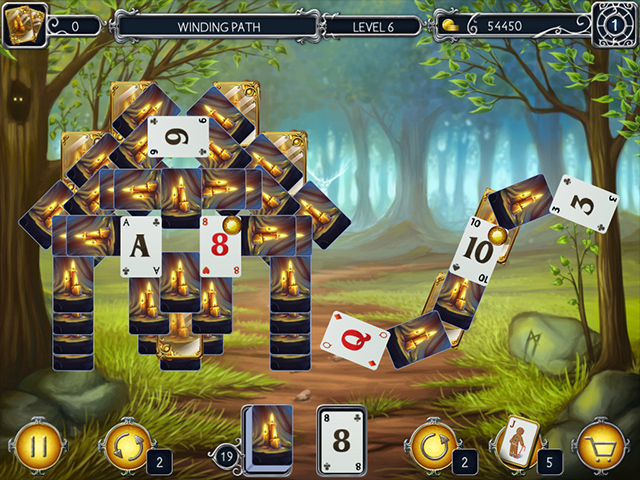 Mystery Solitaire: Grimm's tales img