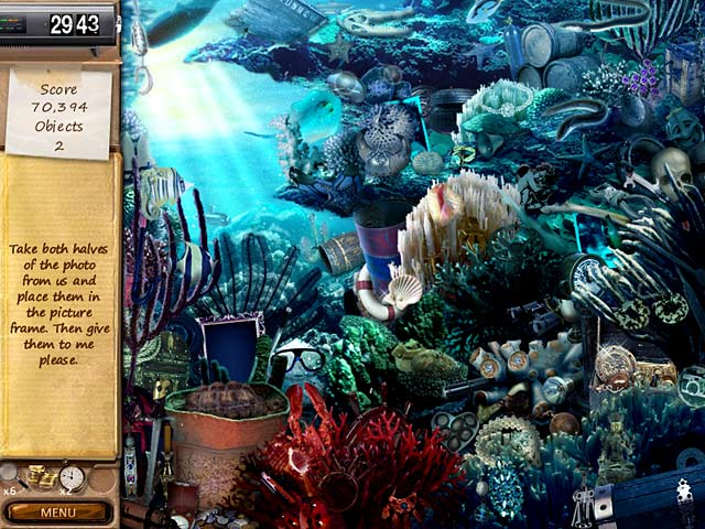 Game screenshot 3 Mystery Stories: Island of Hope