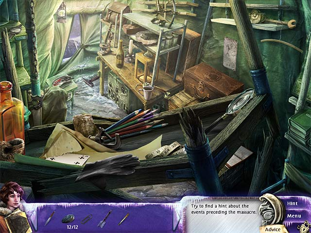 Game screenshot 2 Mystery Stories: Mountains of Madness