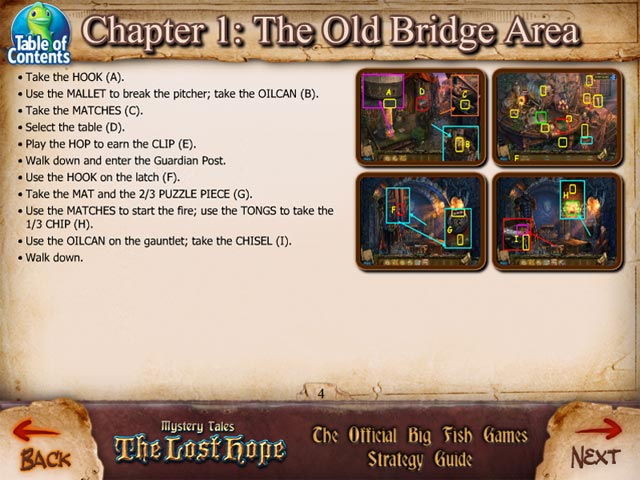 Game screenshot 1 Mystery Tales: The Lost Hope Strategy Guide